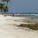 Playa Barcelo maya beach