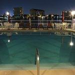 Ebb Tide Pool at Night