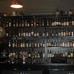 Whiskies, Doon Bar, Scotia Restaurant, Dunedin, NZ