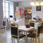 espace restauration et boutique de produits régionaux