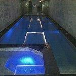 Pool & hottub