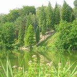 Lac du château
