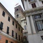 Флаг Генуи
