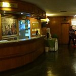 Vsta panorâmica do Holl de entrada do Hotel