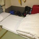 Il letto (le apparenze inganno, è veramente comodo!)