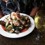 Seafood Salad - Yum