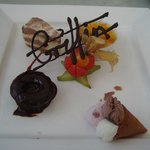 Dessert platter - Heaven