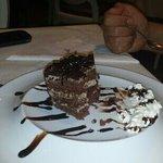 tarta 3 chocolates...buenisima...probarla..