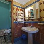 Bagno stanza Garibaldi
