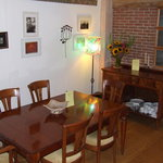 2nd photo dining room