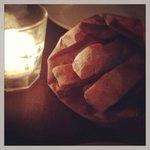 Complimantry Bread