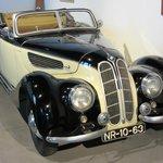 1938 BMW 327/328, 6cylinder, 80hp