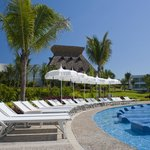 Mayan Palace Pool Area