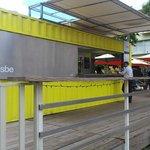 Bild från Cafe Tresbe