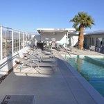 Sagewater Hotsprings pool