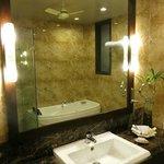 The bathroom, iew 1