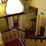 Stairwells up & down