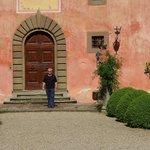 Doors to Villa