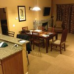 Dining Area in newer 1 bedroom units