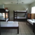 the 10 bed dorm