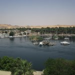 view from room-Nile @Aswan
