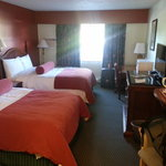 Hotelzimmer im EG