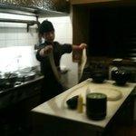 Making noodle