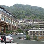 Dongquan Onsen of Taishun