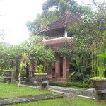 Neighboring Villa