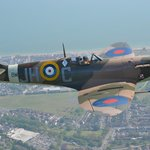 Spitfire over Kent 2013