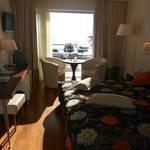 Villa Rosetta Superior room