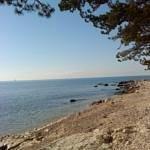 Villa Rosetta beach