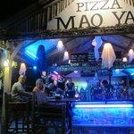 Mao Yan Pizza Foto