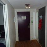 Entrance/bedroom