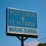 Roti Canai & Teh Tarik Warung Bunana, Sanur