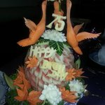 Fruits and Vegetables carving