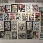 Part of the displays in the Centro de Arte Contemporaneo
