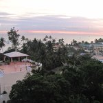 Best view in Boracay roof top terrace