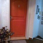 room's door