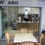 Avo Armenian food, Onasagorou Street, Nicosia