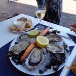 lekkere oesters