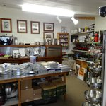 Part of the shop