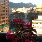 Vista desde mi balcón!