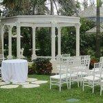 A beautiful wedding venue