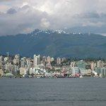 Pusat Kota Vancouver