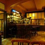 A beautiful old bar