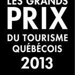 Winner, Grands Prix du Tourisme 2013