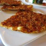Lahmacun, delicious Turkish pizza