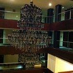 Reception area Mercure Hyderabad