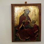 Madonna dell'Umiltà di Jacobello del Fiore (1420 ca)